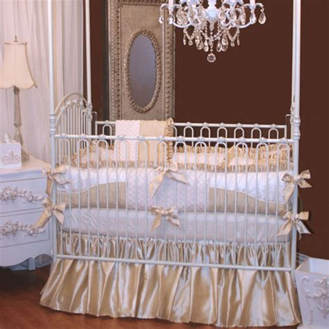 oscar inspired luxury crib bedding