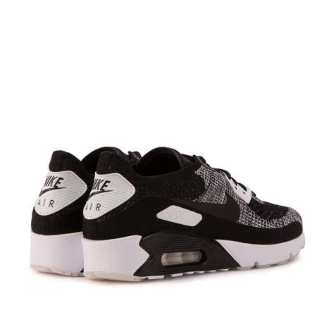 Nike Airmax 90 For 8 nike air max 90 ultra 2 0 flyknit black white 875943 001