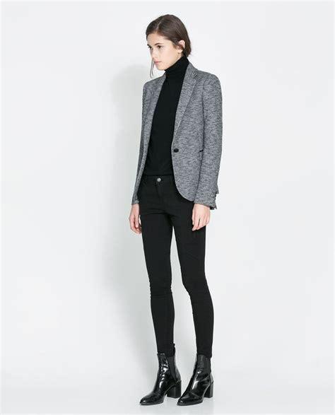 Blazer Pria Black Style Exclusive 69 25 best ideas about grey blazer on grey blazer black gray blazer and