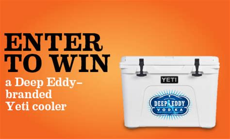 Cooler Giveaway - yeti cooler giveaway from spirit mag