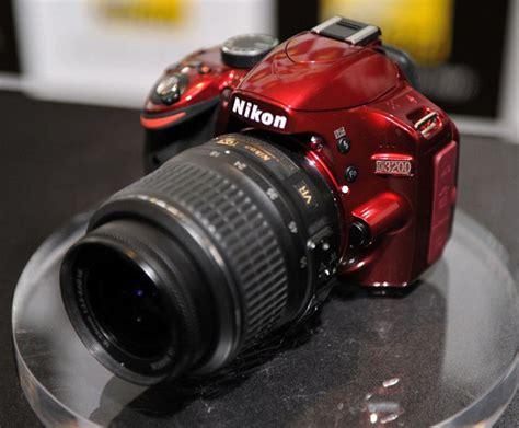 Pasaran Kamera Dslr Nikon D3200 nikon announces entry level d3200 dslr technology news