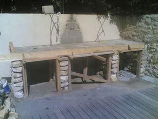 Plan De Travail Exterieur Pour Barbecue 3769 by Construire Un Barbecue En Barbecues Argentins