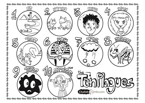 coloring pages ten plagues egypt coloring page 10 plagues pesach pinterest sunday
