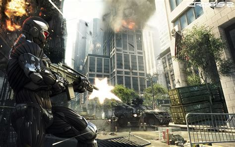 crysis  gameplay wallpapers hd wallpapers id