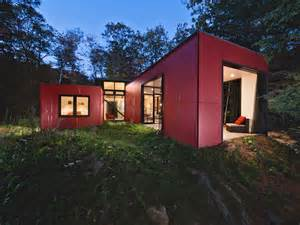 Lakeside Cottage Plans Hill Maheux Cottage Quebec Canada Adventure Journal