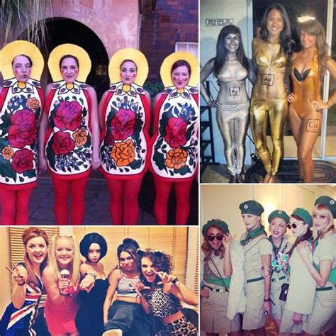 girl group themes for halloween ghouls gone wild 60 creative girlfriend group costumes