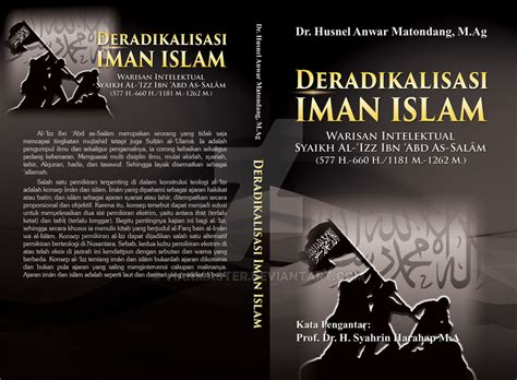 design cover buku islam cover buku deradikalisasi iman islam by vianmaster on