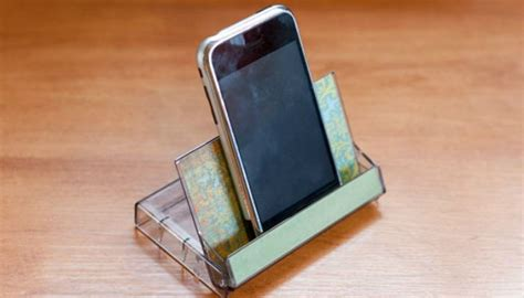 Stand Hp Smartphone Vivan 6 clever diy smartphone stands you can make easily make tech easier