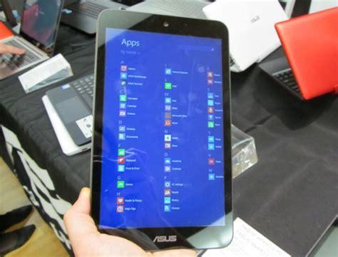 Hp Asus October asus vivotab 8 windows tablet coming in october for 199 liliputing
