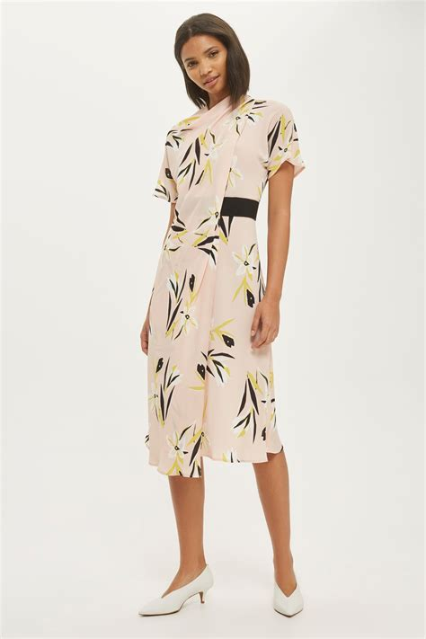 Origami Clothing Brand - floral origami dress clothing sale topshop europe