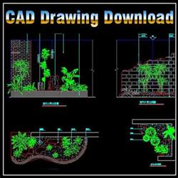 Landscape Architecture Autocad Blocks Landscape Design Cad Files Dwg Files Plans And Details