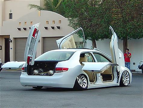 i think we have a winner for the slammed car
