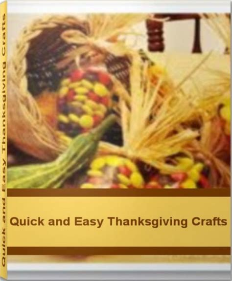 and easy thanksgiving crafts create amazing