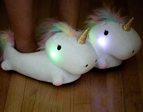 light up unicorn slippers unicorn light up slippers