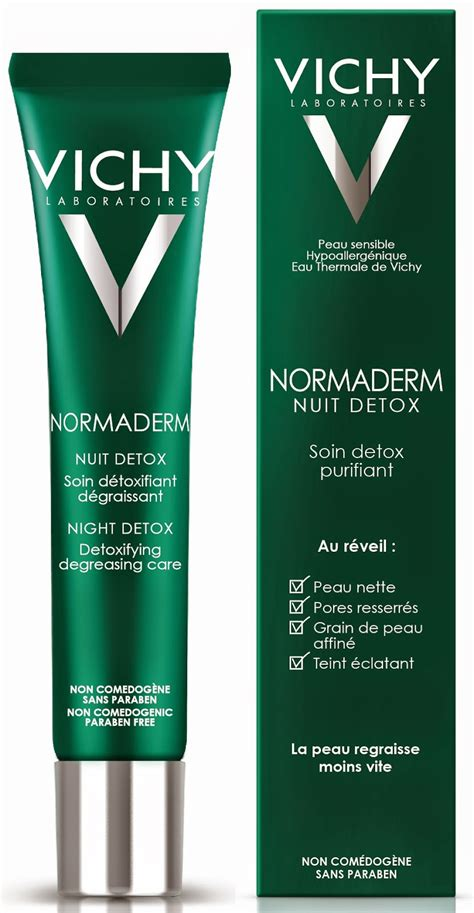 Detox Me by Make Up For Dolls Vichy Normaderm Detox Preview