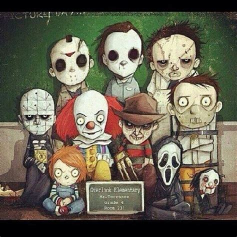 film cartoon horror the top 13 modern horror icons a definitive ranking