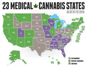 Medical Marijuana States Map by Medical Marijuana Back On The Ballot In Florida The Voyager