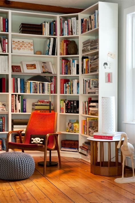 Billy Bookcase Corner Staggering Ikea Billy Bookcase Decorating Ideas