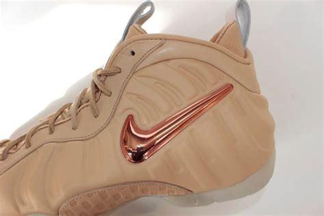 nike air foosite pro vachetta tan sneakers addict