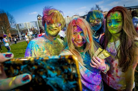 Decorated Home by Holi Festival Successfully Raises Funds For Square Mile