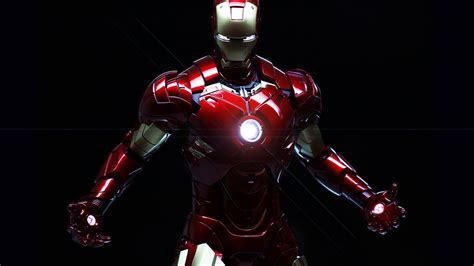 wallpaper 3d iron man iron man wallpaper