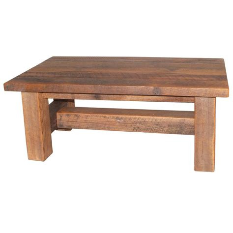Barnwood Coffee Table Barnwood Grove Coffee Table Amish Crafted Furniture
