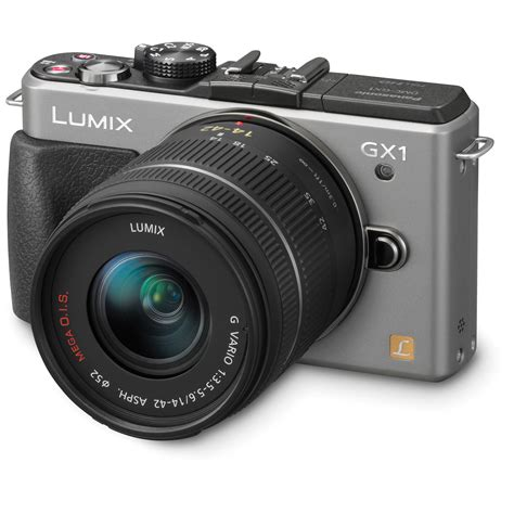panasonic lumix mirrorless panasonic lumix dmc gx1 mirrorless micro four thirds dmc gx1ks