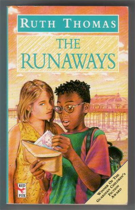 the runaway books the runaways by ruth children s bookshop hay on wye
