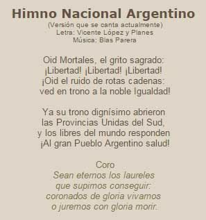 himno pascua 2016 nuvel estatal d 237 a del himno nacional argentino est 225 bueno