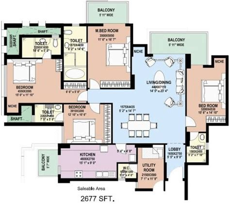 park place floor plans dlf park place in sector 54 gurgaon price location map floor plan reviews proptiger