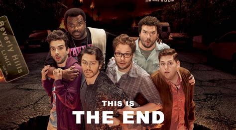 film it is the end this is the end 2013 directed by evan goldberg and