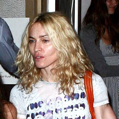 35 Shocking Pictures Of Without Makeup by 21 Madonna 35 Shocking Pictures Of