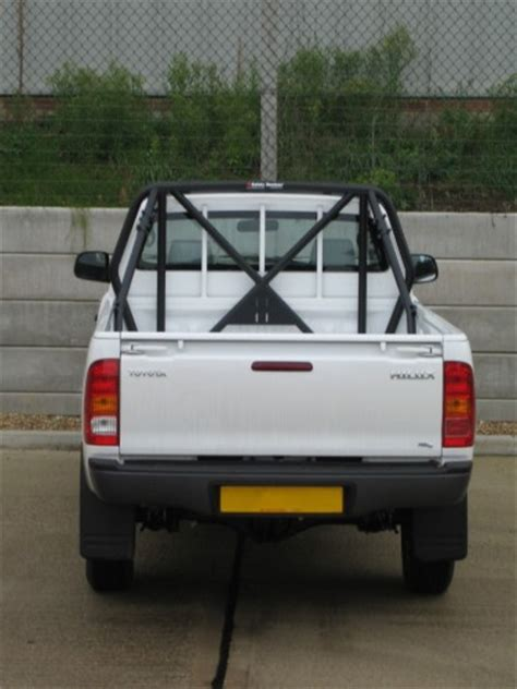 Toyota Hilux Roll Cage Toyota Hilux Kun25 Vigo Single Cab Up Multi Point