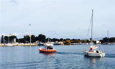 capitaneria di porto sant antioco la motovedetta della guardia costiera di sant antioco ha