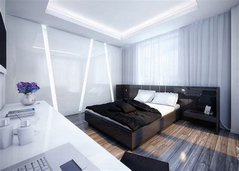 cool white bedrooms cool white and black bedroom design inspiration interior