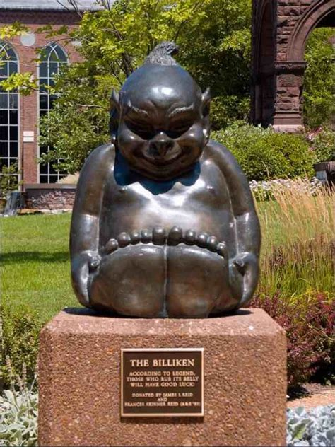 what is a billiken st louis the billiken