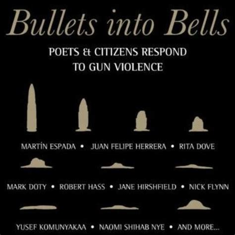 bullets into bells poets citizens respond to gun violence books newtown resident s poetry compilation about gun violence