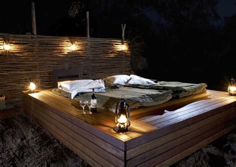 outdoor bed extravagant outdoor beds in hotels jetsetta
