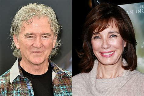 patrick duffy philadelphia patrick duffy anne archer join will wallace s directorial