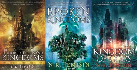 the hundred thousand kingdoms the inheritance trilogy n k jemisin the hundred thousand kingdoms sff book