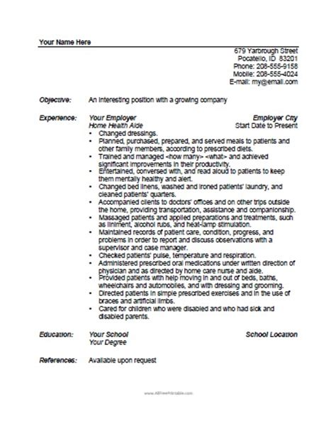 sle nursing aide resume thesis generator for