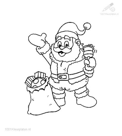 santa claus 2 free printable coloring pages for kids santa claus coloring pages christmas coloring pages - Coloring Pages Santa Claus 2