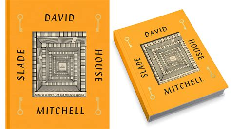 slade house david mitchell s next book cover revealed la times
