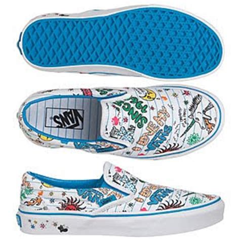 doodle vans the purple centipede wants for my 18th