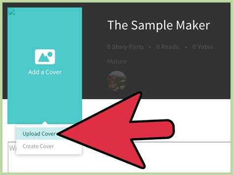 How To Make Cover by 4 Ways To Make A Book Cover For Wattpad Wikihow