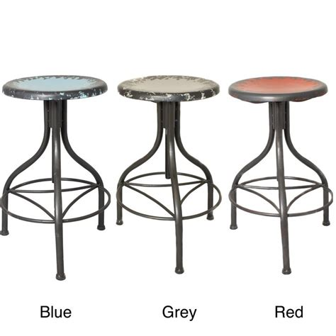 Metal Bar Stools Vintage by Casa Cortes Vintage Adjustable Metal Bar Stool