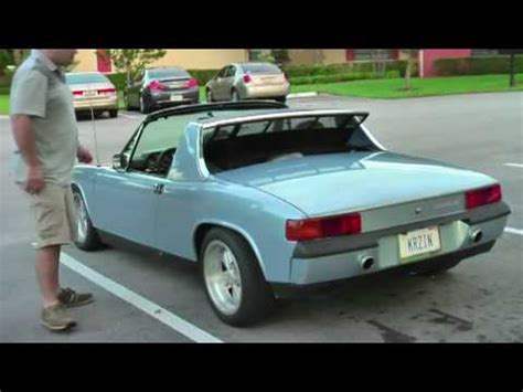 porsche 914 v8 porsche 914 v8 drive by youtube