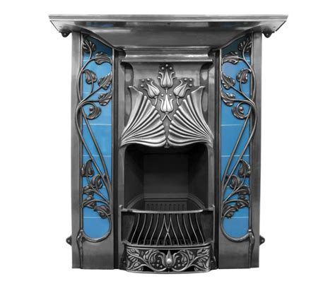Lined Fireplace Tiles by Traditional Lined Fireplace Tiles Pendragon Fireplaces