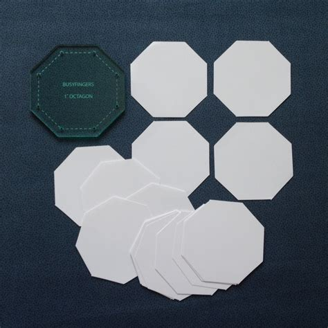 octagon papers template 1 quot shiralee stitches
