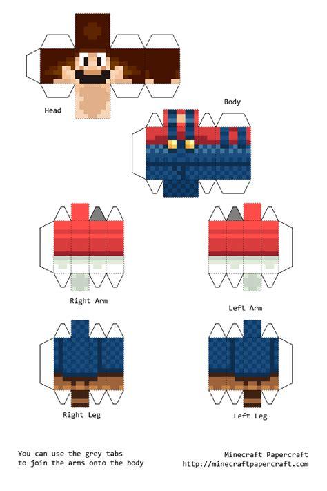Papercraft Mario Bros - papercraft mario 28 images papercraft mario mario